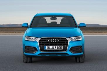 Audi Q3 Ön