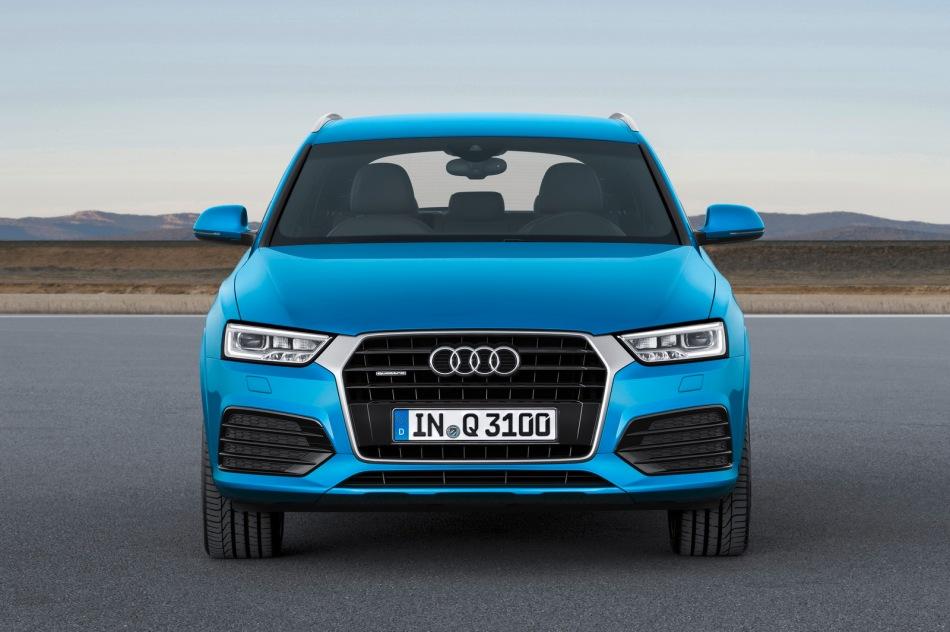 Haber: Audi Q3Makyajlandı