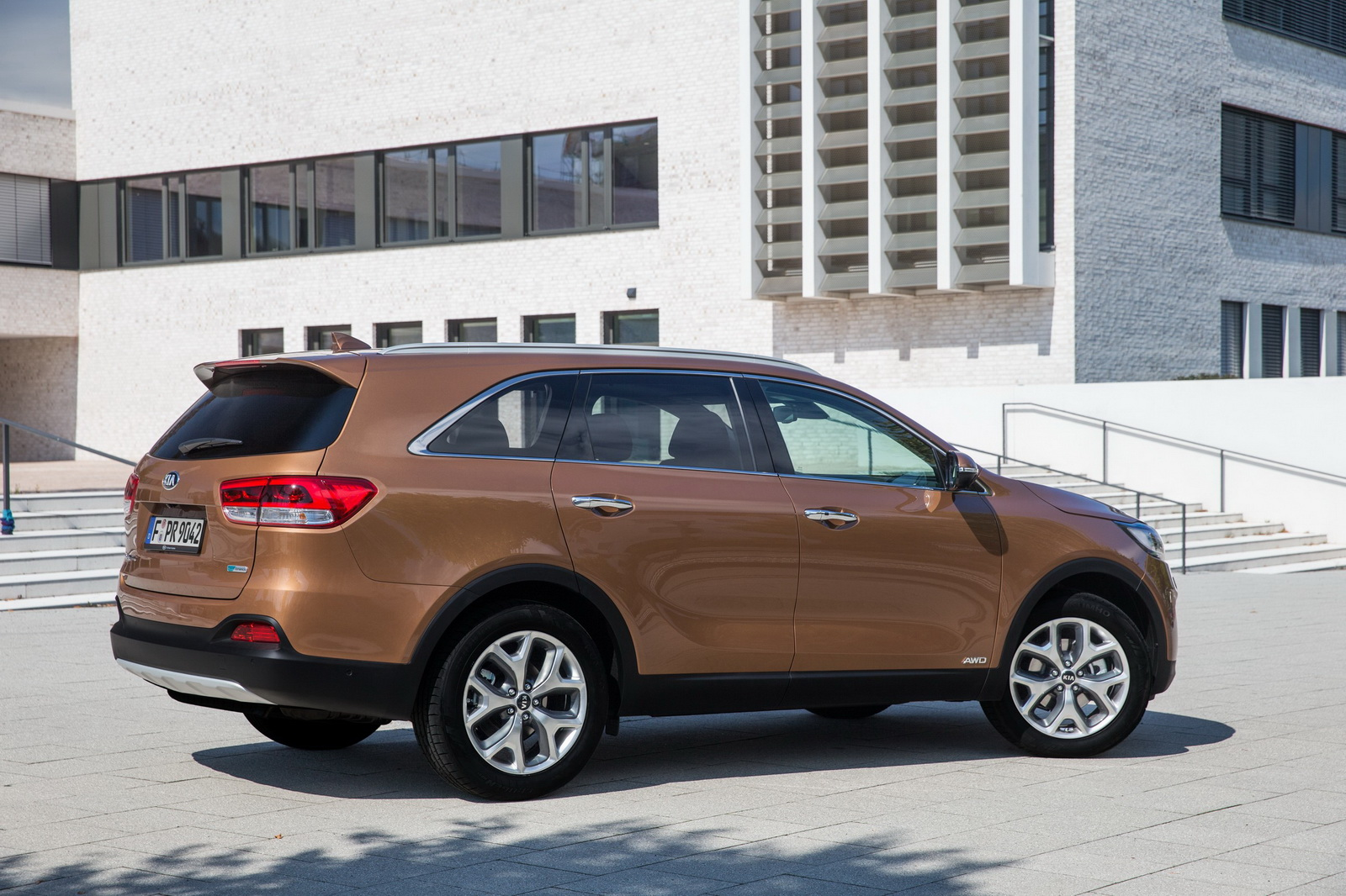 Kia Sorento: ikinci nesil SUV incelemeleri