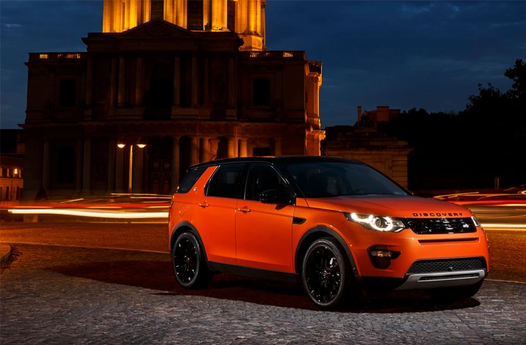 Land Rover Discovery Sport Ön (2)