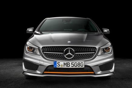 Haber: Mercedes-Benz CLA Shooting Brake OrtayaÇıktı!