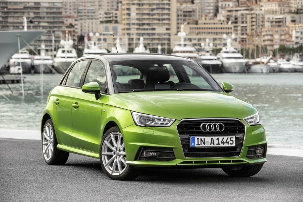 Audi A1 Sportback Ön