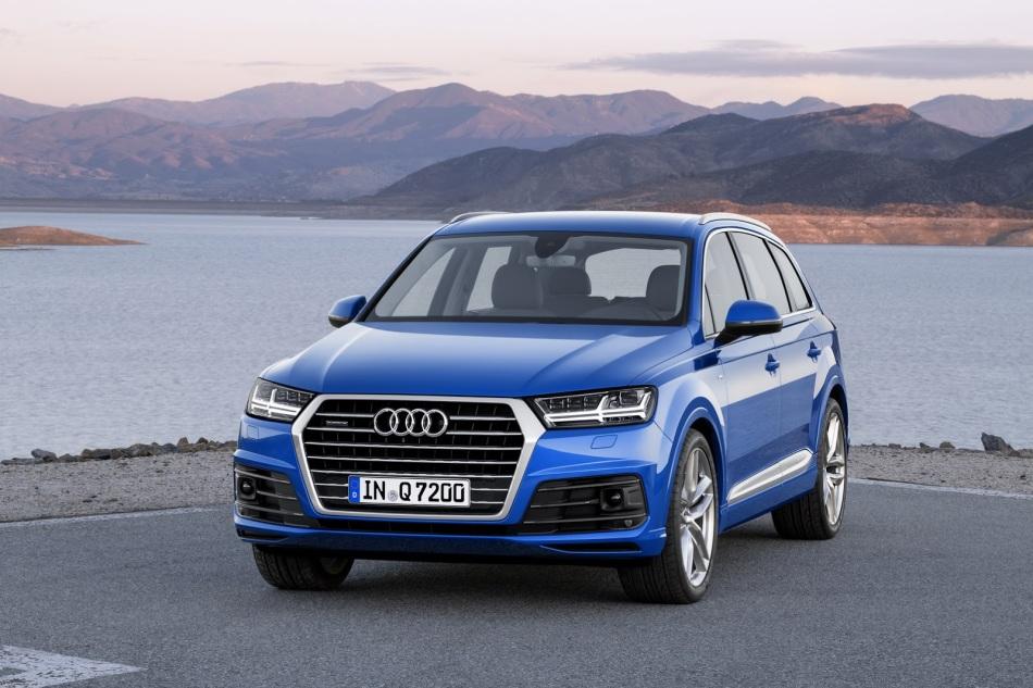 Haber: Yeni Audi Q7Tanıtıldı