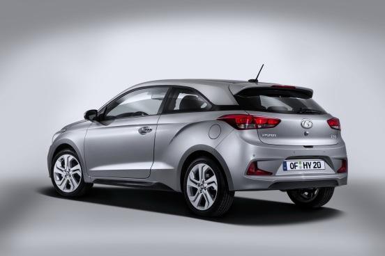 Hyundai i20 Coupe Arka
