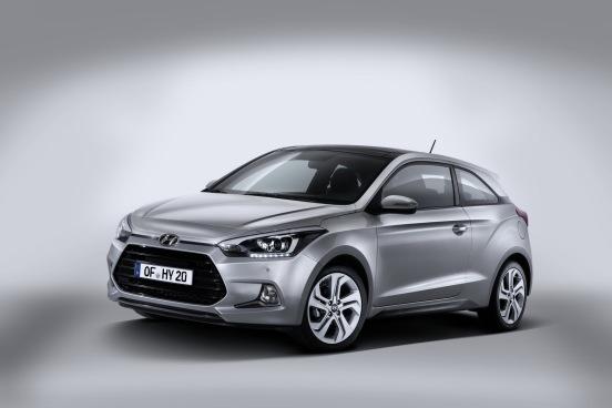 Hyundai i20 Coupe Ön