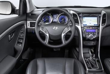 Hyundai i30 İç