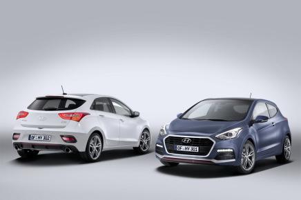 Haber: Hyundai i20 Coupe Tanıtıldı, i30 ve i40Makyajlandı
