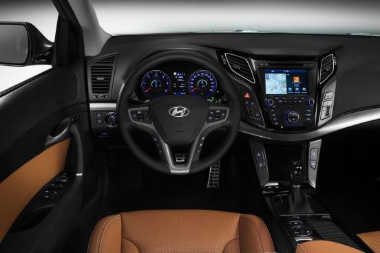 Hyundai i40 İç