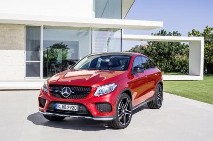 Haber: Mercedes-Benz GLE CoupeTanıtıldı!