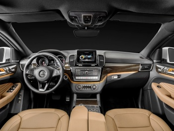 Mercedes-Benz GLE Coupe İç