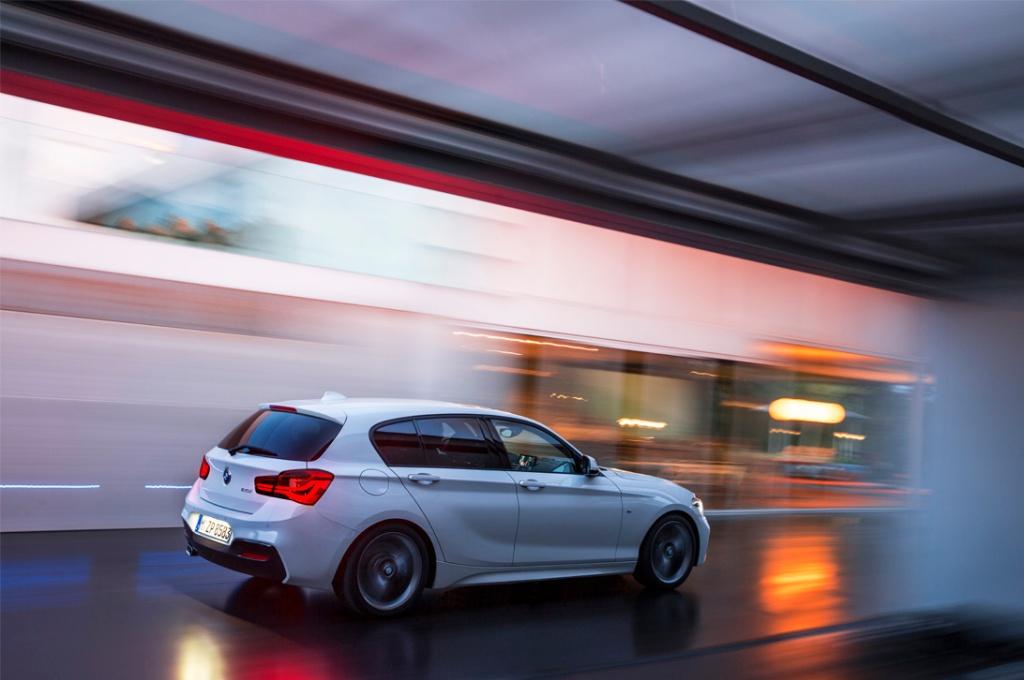 BMW 1-Serisi Arka (2)
