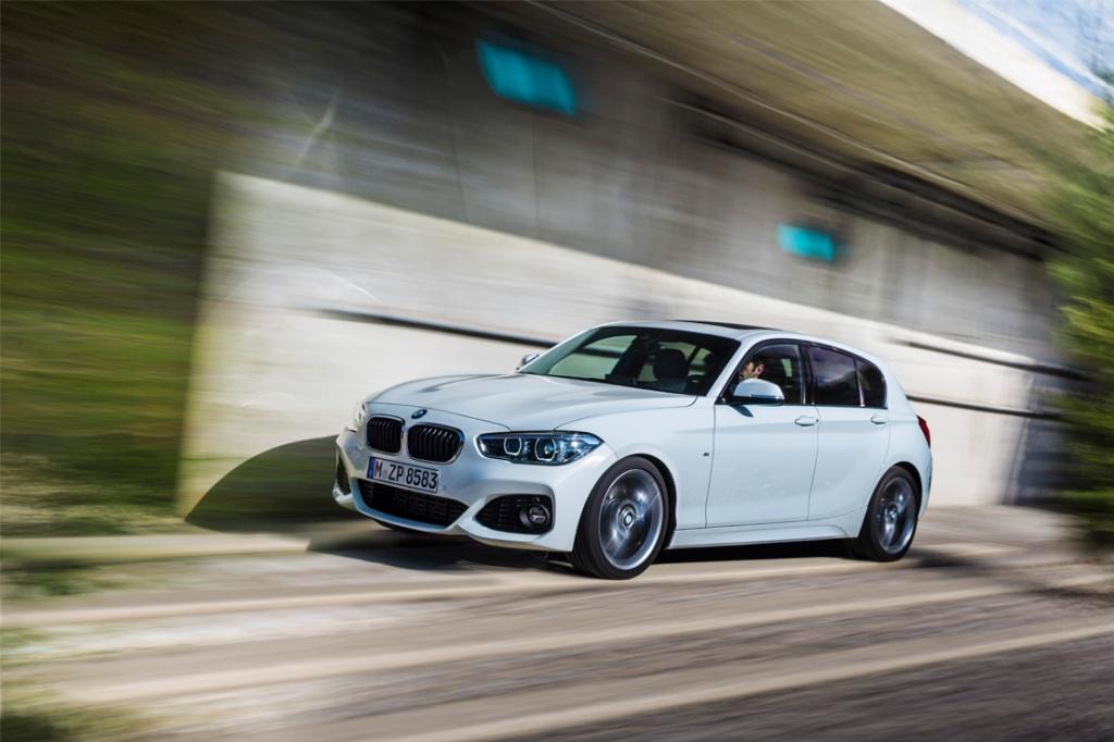 BMW 1-Serisi Ön (2)