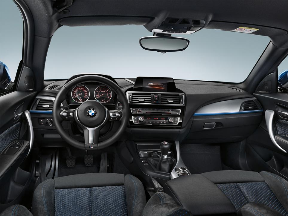 BMW 1-Serisi İç (2)