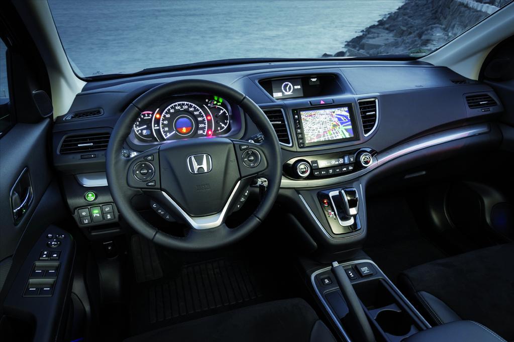 Honda CR-V İç