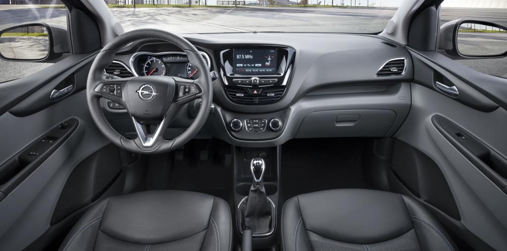 Opel Karl İç