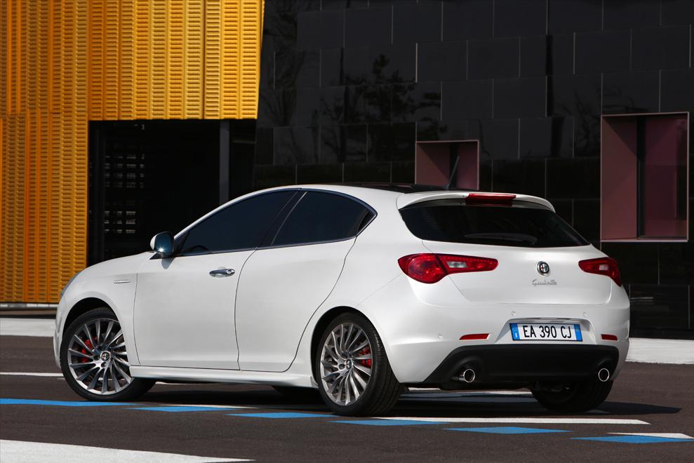 Alfa Romeo Giulietta Arka