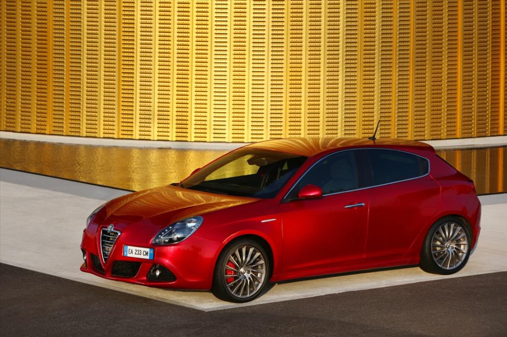 Alfa Romeo Giulietta Ön