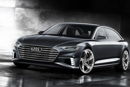 Konsept: Audi Prologue Avant
