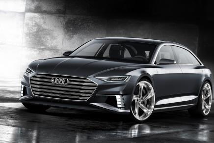 Konsept: Audi PrologueAvant