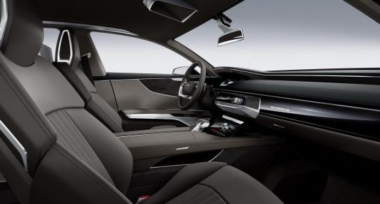 Audi Prologue Avant Konsepti İç