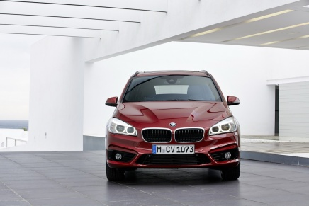 Haber: 7 Kişilik BMW 2-Serisi Gran TourerGöründü!