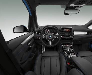 BMW 2-Serisi Gran Tourer İç