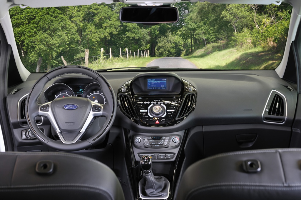 Ford B-MAX İç