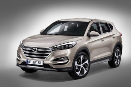 Haber: 2016 Hyundai TucsonTanıtıldı!