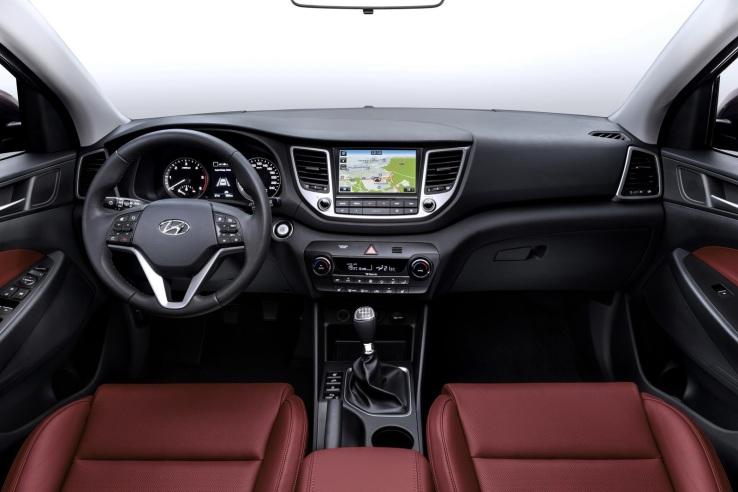 Hyundai Tucson İç
