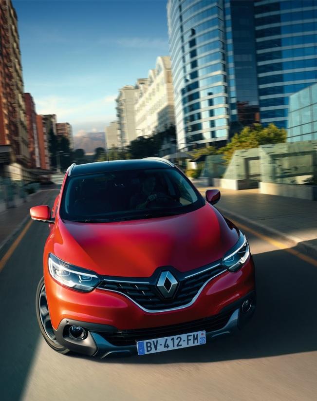 Renault Kadjar Ön 2