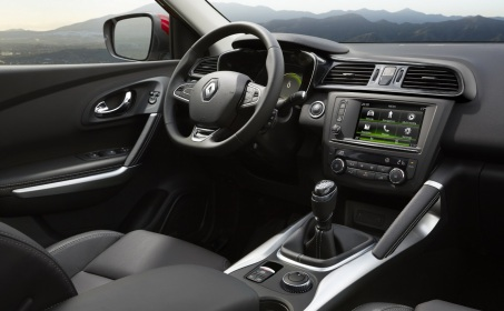 Renault Kadjar İç