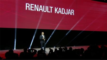 Renault Kadjar Tanıtım