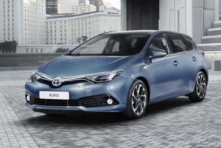 Haber: Toyota AurisMakyajlandı