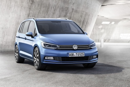 Haber: Yeni Volkswagen Touran OrtayaÇıktı!