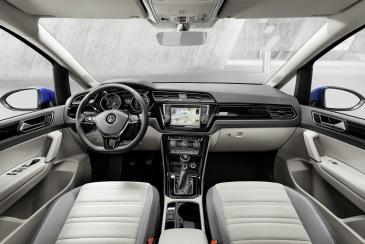 Volkswagen Touran İç
