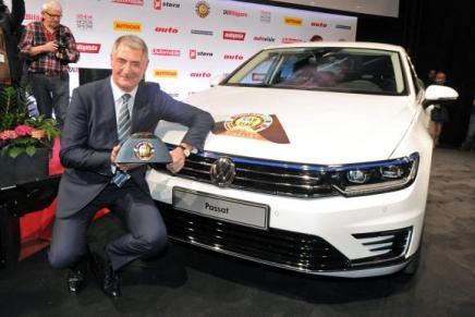 Haber: 2015 Yılın Otomobili VolkswagenPassat!