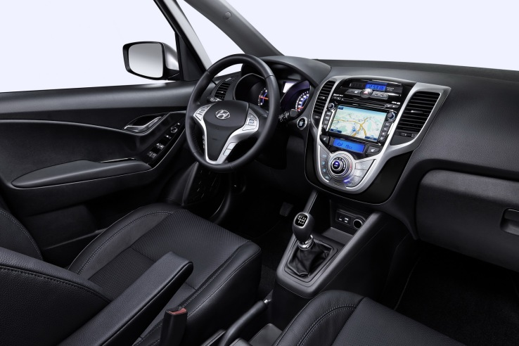 Hyundai ix20 İç