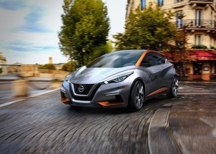 Konsept: Nissan Sway