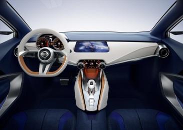 Nissan Sway Konsepti İç