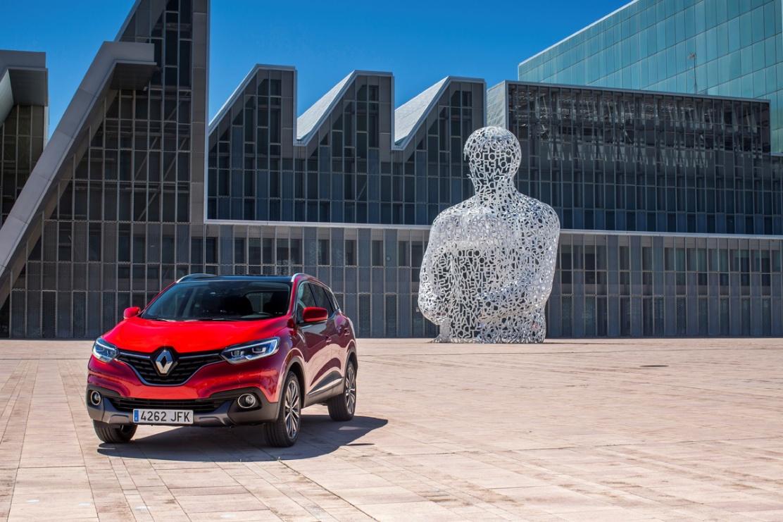 Renault Kadjar Ön 3