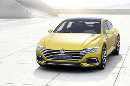 Konsept: Volkswagen Sport Coupé ConceptGTE