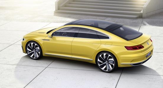 Volkswagen Sport Coupe Concept Yan