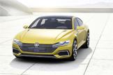 Volkswagen Sport Coupe