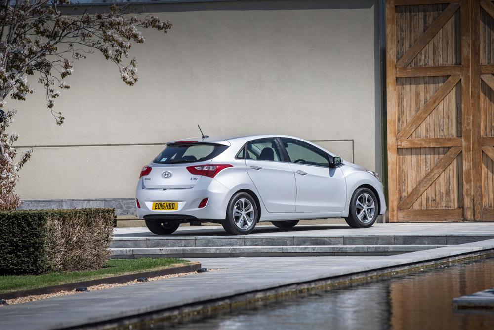 Hyundai i30 Arka