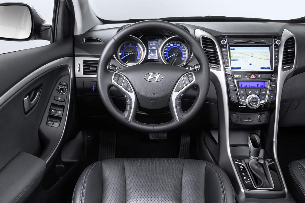 Hyundai i30 İç 2