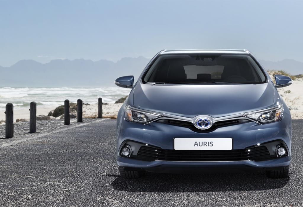 Toyota Auris Ön (2)