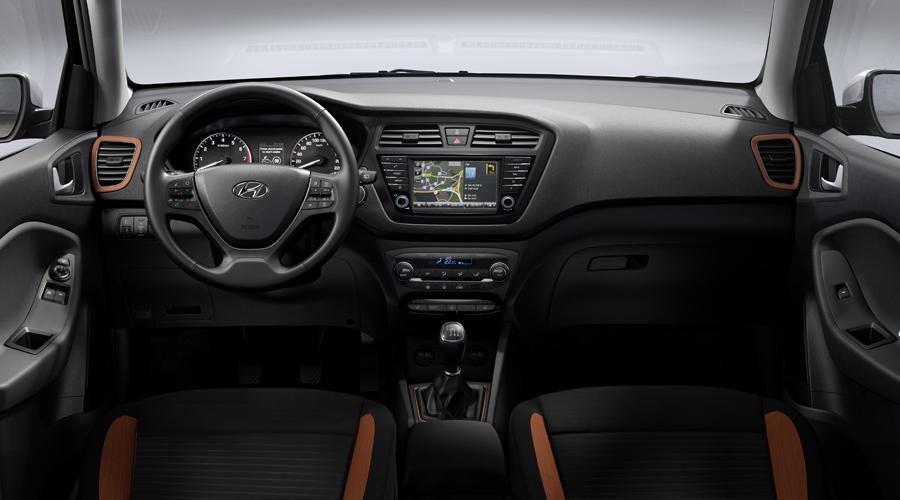 Hyundai i20 Coupe İç (2)
