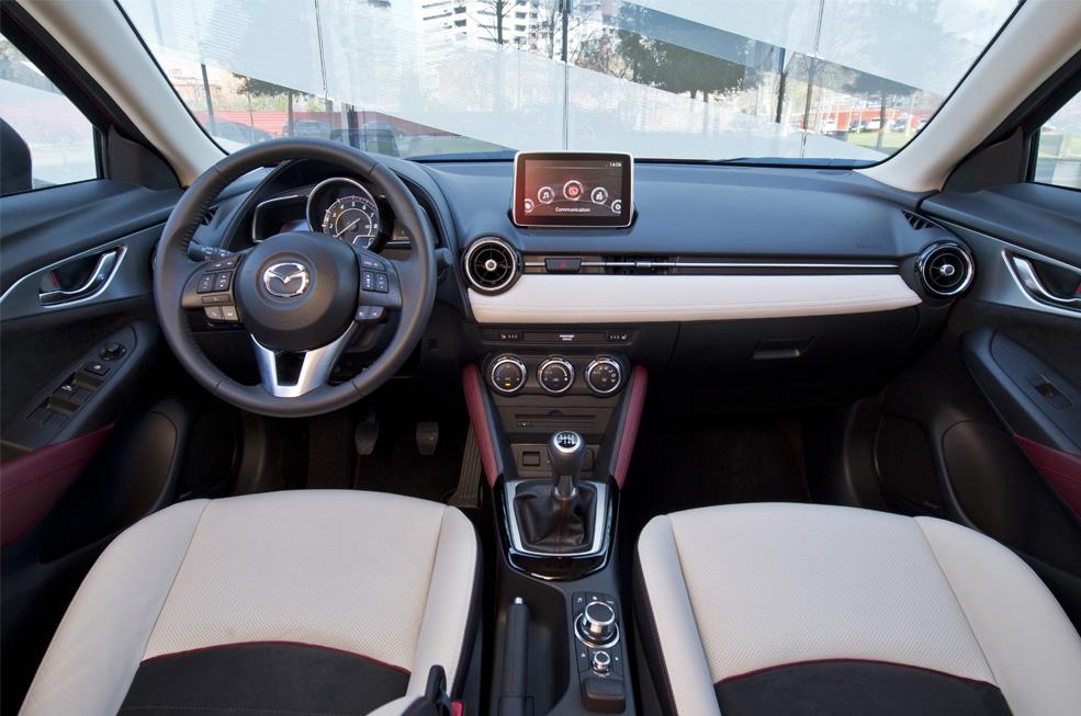 Mazda CX-3 İç