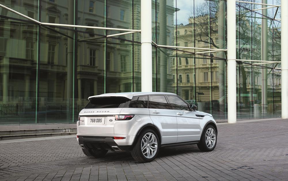 Range Rover Evoque Arka