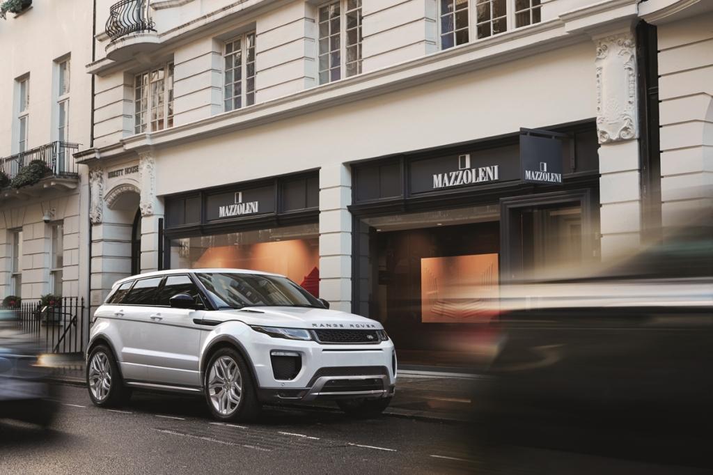Range Rover Evoque Ön
